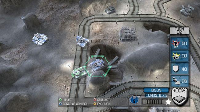 Military Madness - Screenshots - Bild 6