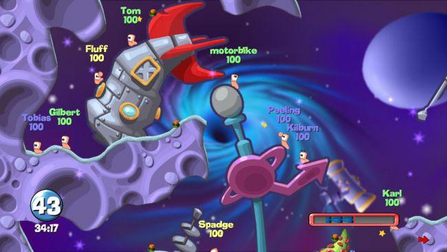 Worms - Screenshots - Bild 37