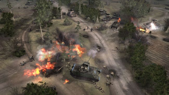 Company of Heroes: Tales of Valor - Screenshots - Bild 22