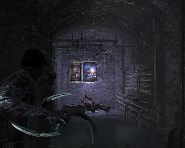 Dark Sector - Screenshots - Bild 2