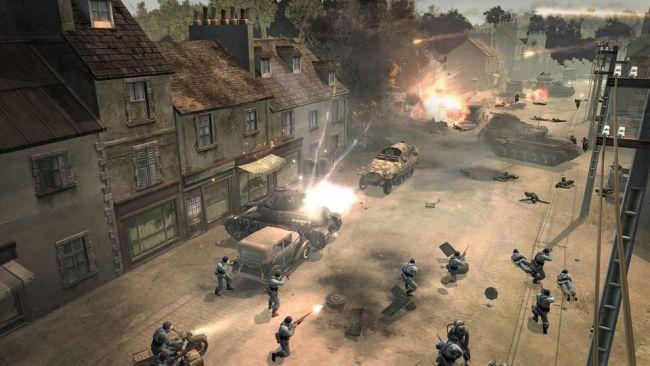 Company of Heroes: Tales of Valor - Screenshots - Bild 28