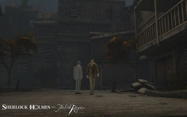 Sherlock Holmes jagt Jack the Ripper - Screenshots - Bild 7