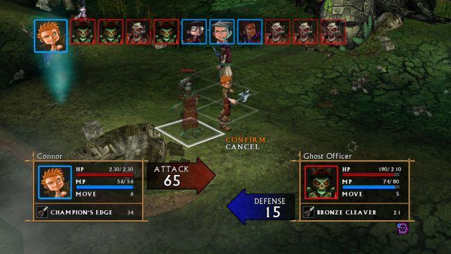 Vandal Hearts - Screenshots - Bild 3