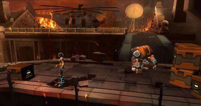 Spyborgs - Screenshots - Bild 5