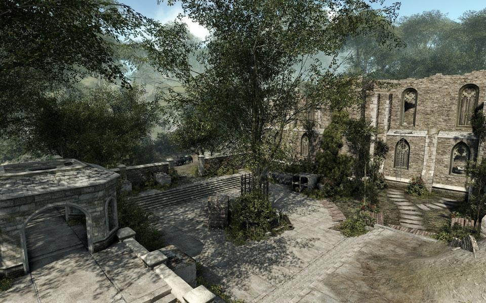 Патчи для игры Crysis Warhead, установка которых обновит игру до последней