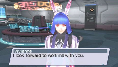 Phantasy Star Portable - Screenshots - Bild 9