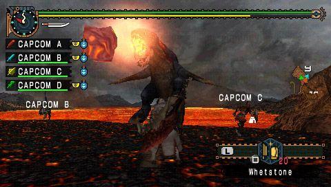 Monster Hunter Freedom Unite - Screenshots - Bild 18