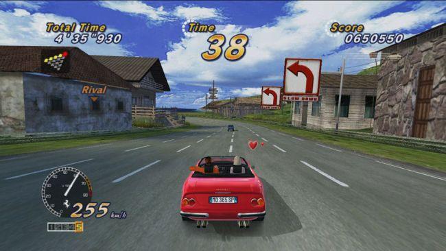 OutRun Online Arcade - Screenshots - Bild 21