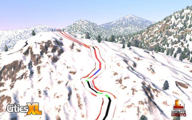 Cities XL - Ski GEM - Screenshots - Bild 4
