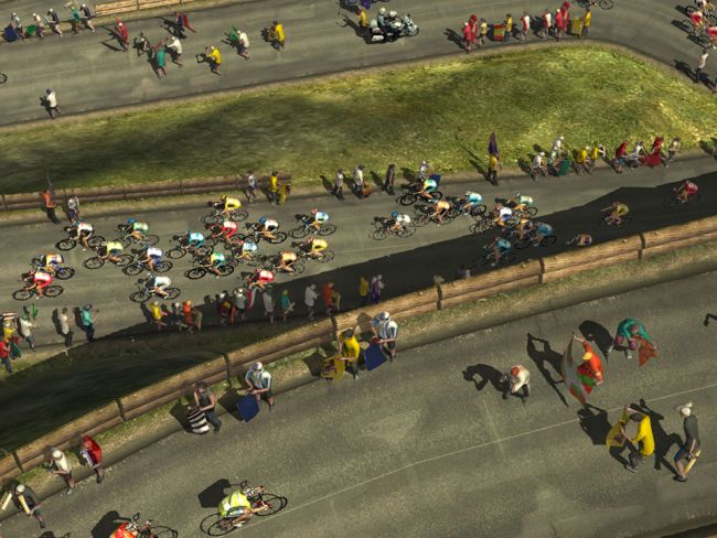 Tour de France Saison 2009 - Radsport Manager - Screenshots - Bild 6