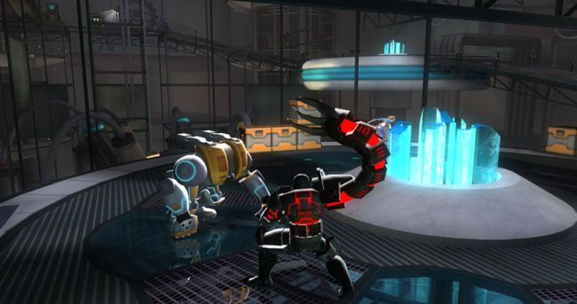 Spyborgs - Screenshots - Bild 3