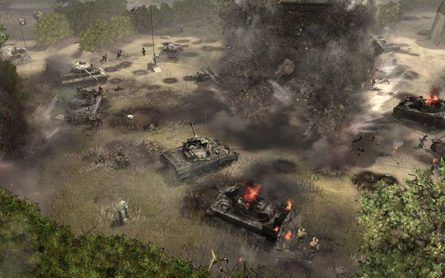 Company of Heroes: Tales of Valor - Screenshots - Bild 11