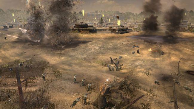 Company of Heroes: Tales of Valor - Screenshots - Bild 21