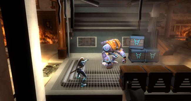Spyborgs - Screenshots - Bild 4