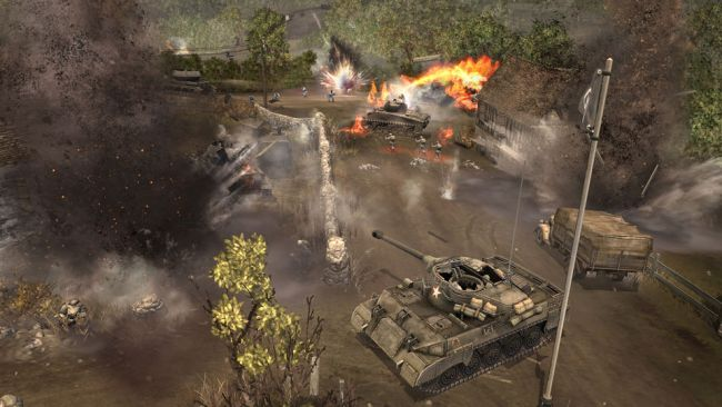 Company of Heroes: Tales of Valor - Screenshots - Bild 26