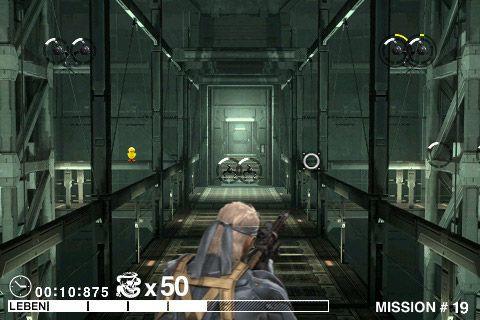 Metal Gear Solid Touch - Screenshots - Bild 19
