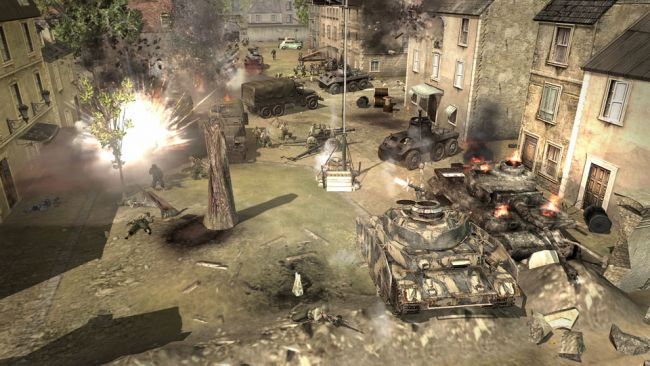 Company of Heroes: Tales of Valor - Screenshots - Bild 25