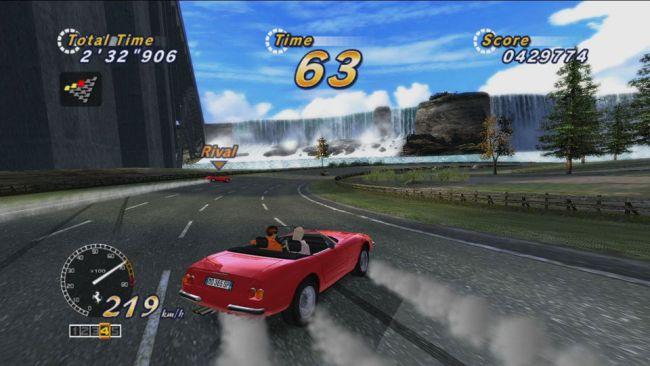 OutRun Online Arcade - Screenshots - Bild 20