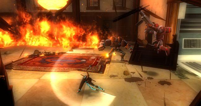 Spyborgs - Screenshots - Bild 7