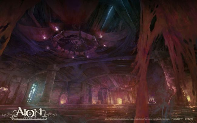 Aion: The Tower of Eternity - Artworks - Bild 7