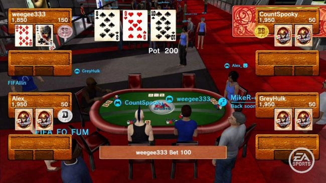 EA Sports Complex - Screenshots - Bild 5