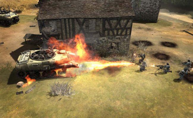Company of Heroes: Tales of Valor - Screenshots - Bild 4