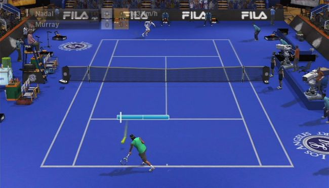 Virtua Tennis 2009 - Screenshots - Bild 7
