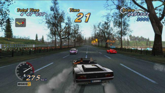 OutRun Online Arcade - Screenshots - Bild 24
