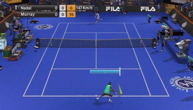 Virtua Tennis 2009 - Screenshots - Bild 13