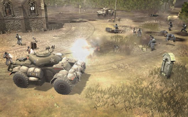 Company of Heroes: Tales of Valor - Screenshots - Bild 15
