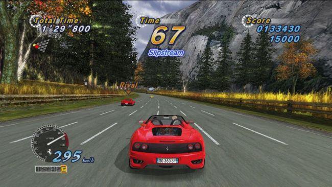 OutRun Online Arcade - Screenshots - Bild 4