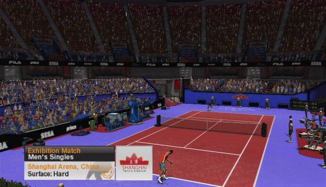 Virtua Tennis 2009 - Screenshots - Bild 3