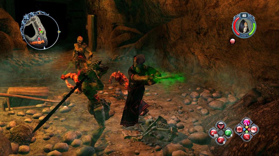 Sacred 2: Fallen Angel (Sacred 2: Падший ангел) - скриншоты.