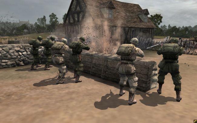Company of Heroes: Tales of Valor - Screenshots - Bild 31