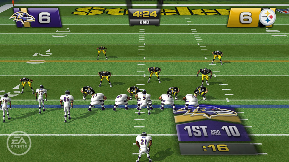 Madden NFL 10: - Screenshots von Gameswelt