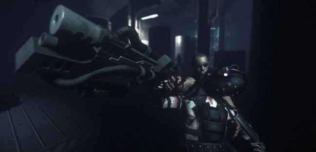 The Chronicles of Riddick: Assault on Dark Athena - Screenshots - Bild 3