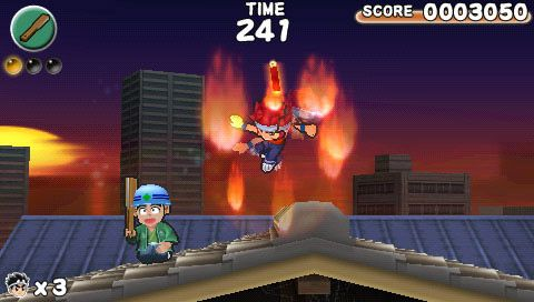 Hammerin' Hero - Screenshots - Bild 11