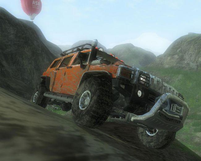 Geländewagen Simulator 2009 - Screenshots - Bild 10