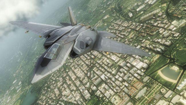 Tom Clancy's H.A.W.X. - DLC: European Assault Pack - Screenshots - Bild 3