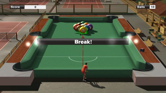 Virtua Tennis 2009 - Screenshots - Bild 15