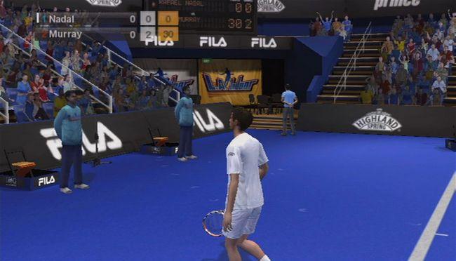 Virtua Tennis 2009 - Screenshots - Bild 5