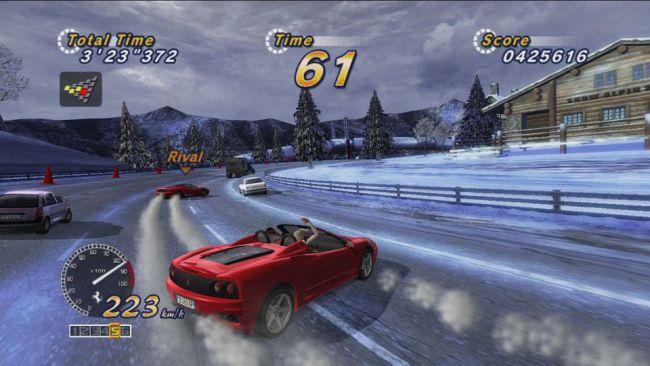 OutRun Online Arcade - Screenshots - Bild 8