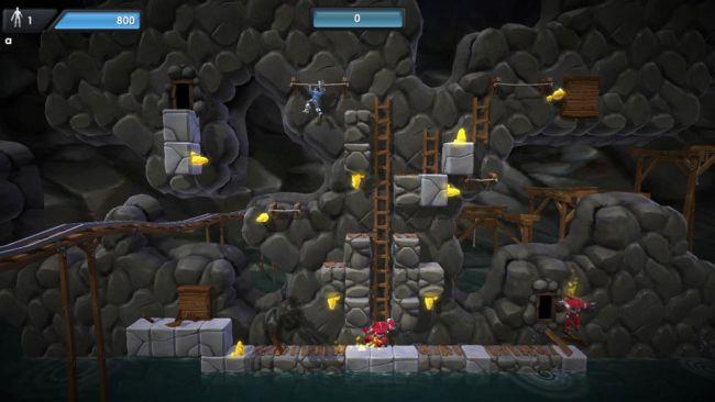 Lode Runner - Screenshots - Bild 5