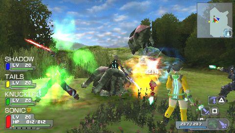 Phantasy Star Portable - Screenshots - Bild 29