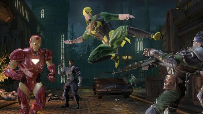 Marvel: Ultimate Alliance 2 - Screenshots - Bild 6