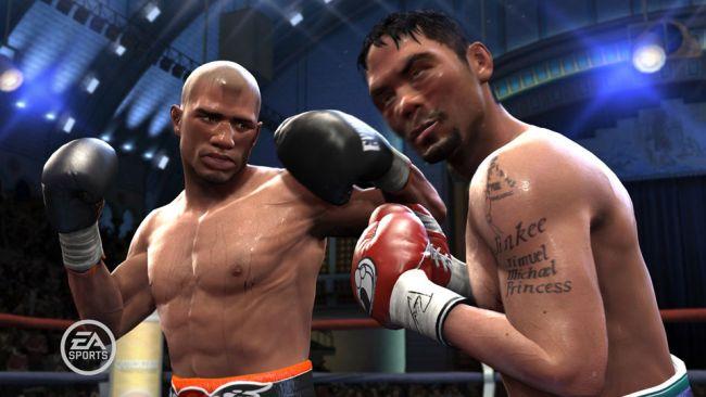 Fight Night Round 4 - Screenshots - Bild 8