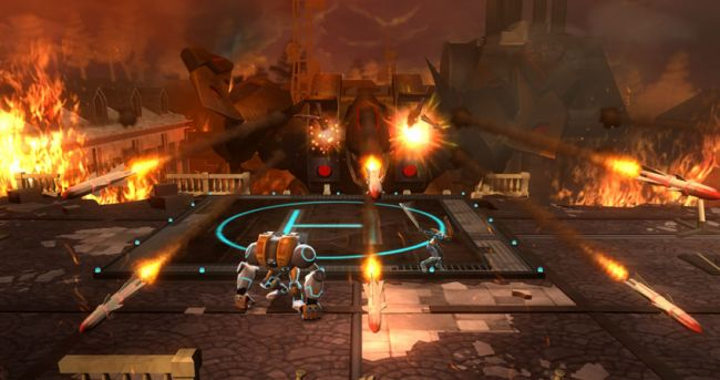 Spyborgs - Screenshots - Bild 10