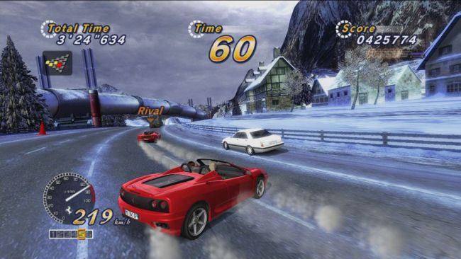 OutRun Online Arcade - Screenshots - Bild 9