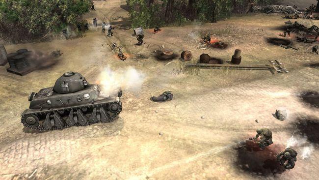 Company of Heroes: Tales of Valor - Screenshots - Bild 12