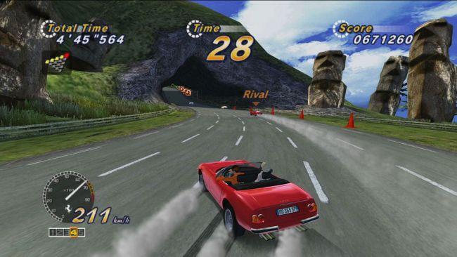 OutRun Online Arcade - Screenshots - Bild 22